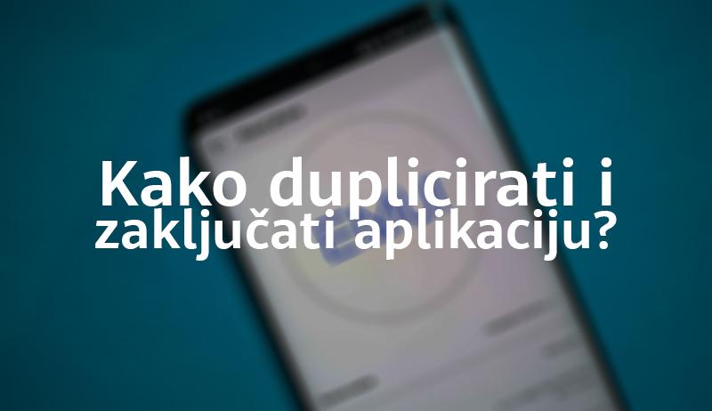 Cool trikovi za aplikacije