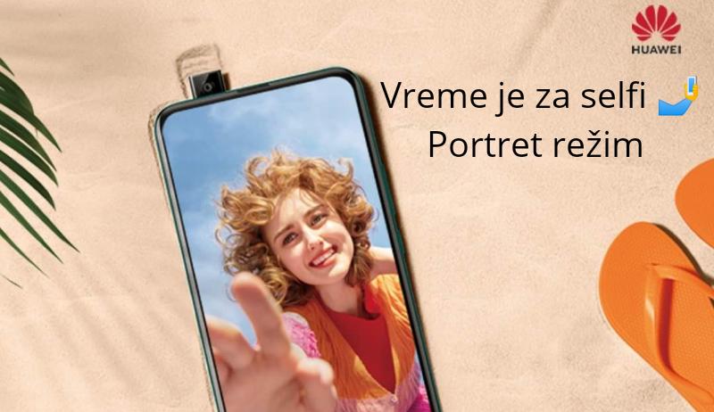Saveti i Trikovi - Najbolji način za snimanje selfija