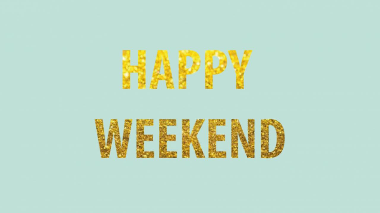 HUAWEI Community[Lifestyle] Happy 🤗 weekend!