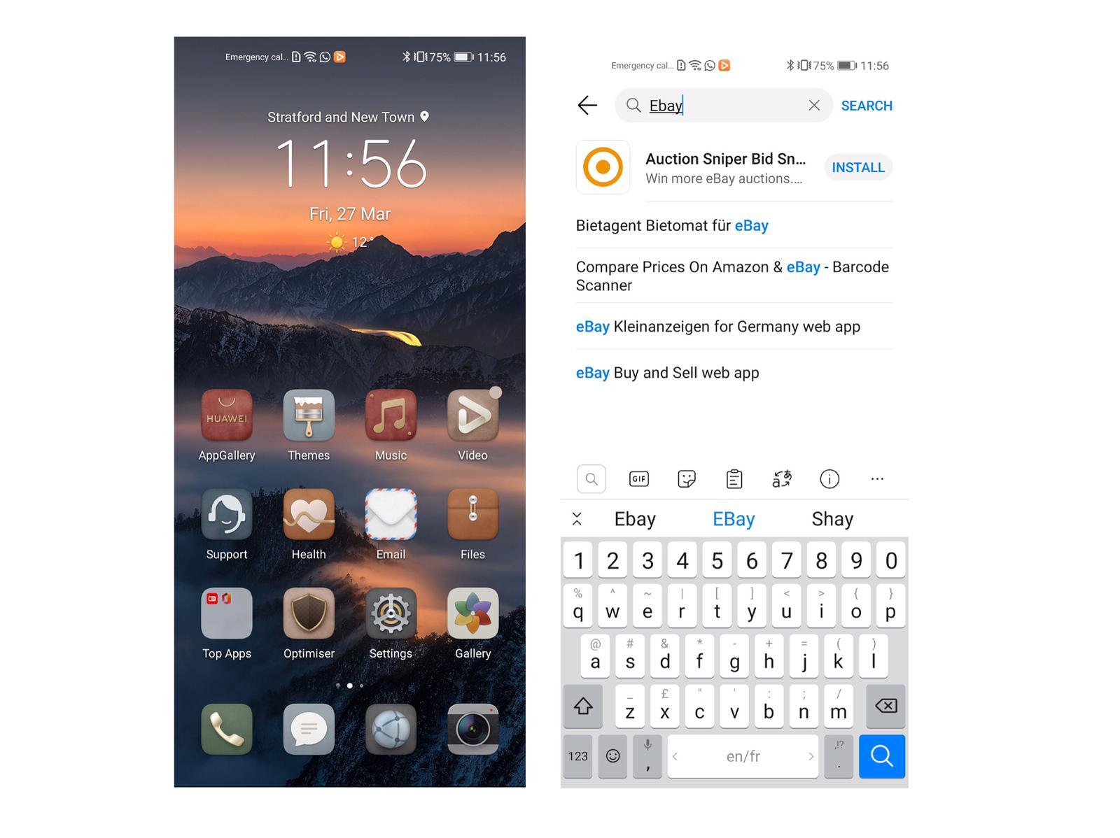 Huawei Community Enjoy Online Shopping Ebay Via Appgallery